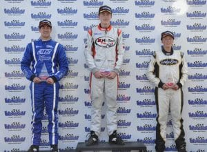 CAMS NSW State Championship - Formula Ford Podium 3
