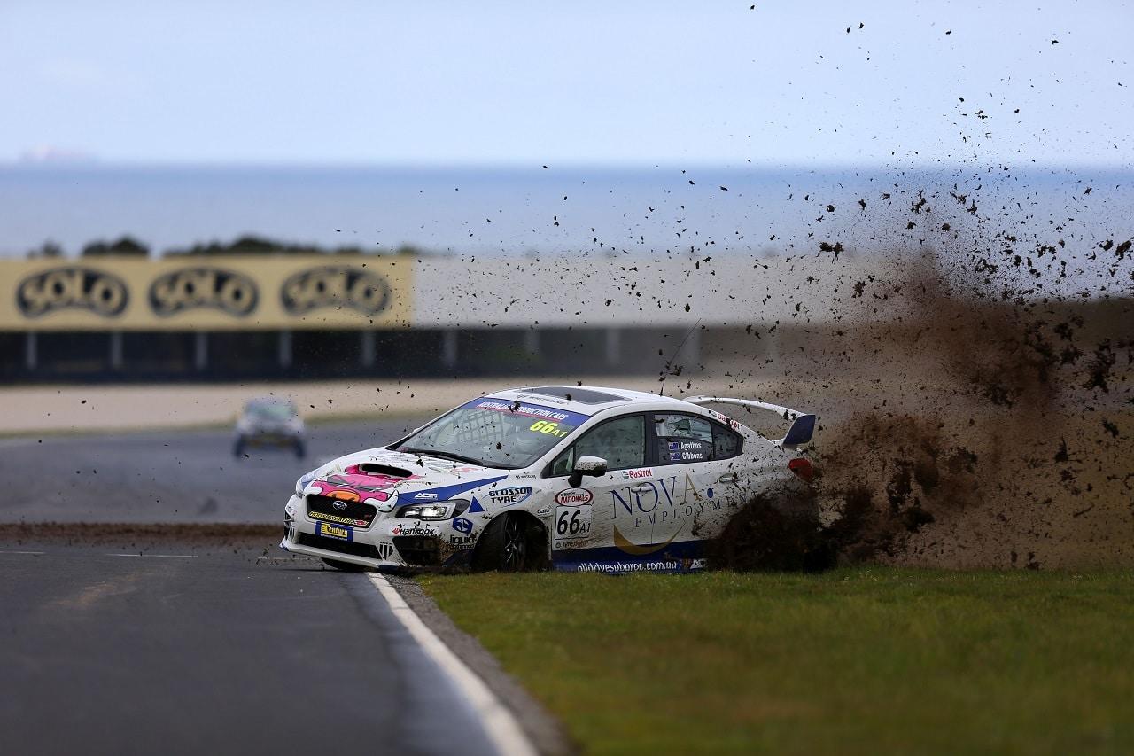 Heartbreaking Car Failure for FullGas Racing at Phillip Island ...