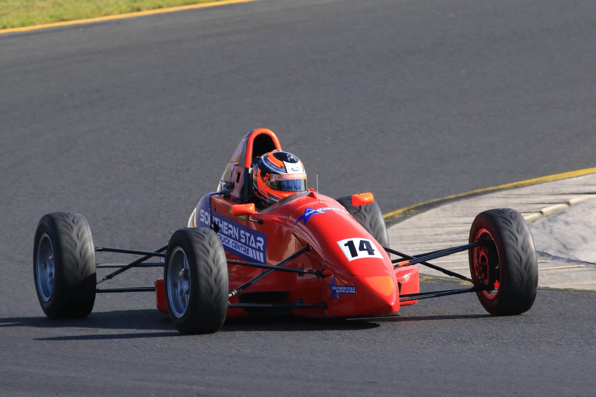 Strong Formula Ford Field Set for 50th Anniversary Celebration ...