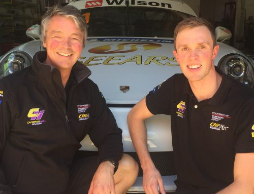 World Class Leadership for Canberra Race Team
