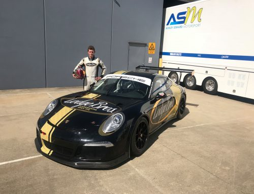 Murray Earns 2019 Porsche Promotion