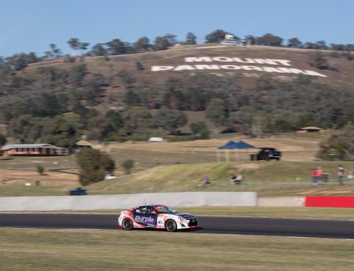 Nervous Excitement for Junior Bathurst Duo