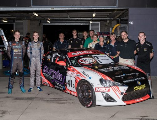 Youngsters Make Bathurst History