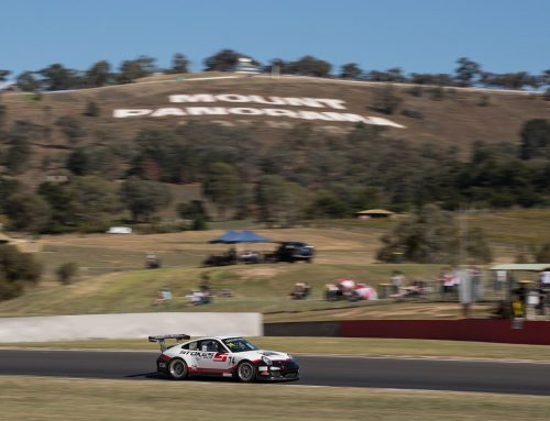Miller and Baskus Score Bathurst Class Win