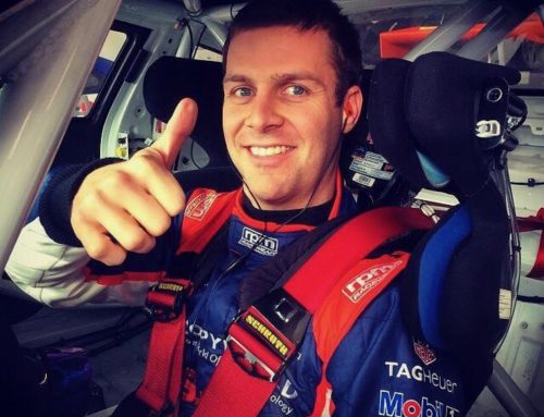 GWR Locks in TCR Driver for Season Opener