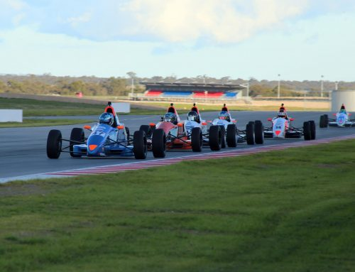 Sargent Proud of CHE Formula Ford Success