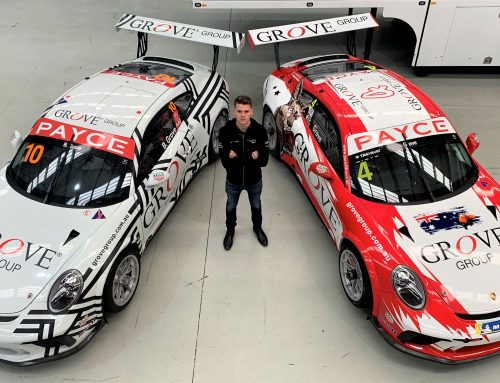 ASM Supports International Porsche Racers