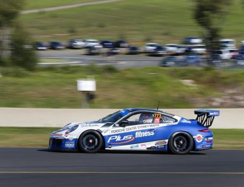 Successful Test Gives GWR GT3 Cup Racers Confidence for QR