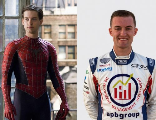 Spider Man – the Next Aussie Motorsport Superhero?