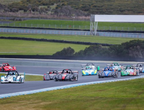GWR Ready for Radical Title Fight at Supercars Event