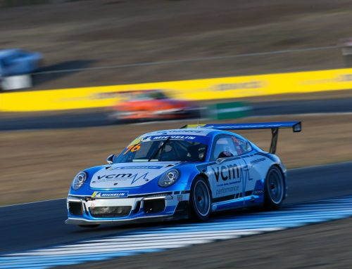 Four-Car ASM Attack for Sandown GT3 Cup Round