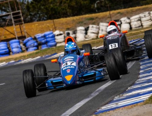 Sargent Fights Back Into FFord Top Three