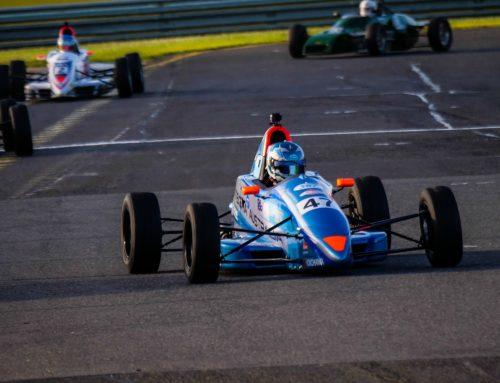 Sargent Not Giving Up on Formula Ford Title Hopes