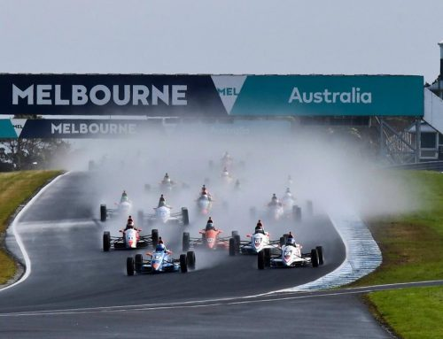 Sargent Wraps Up Australian Formula Ford Top-Three Result