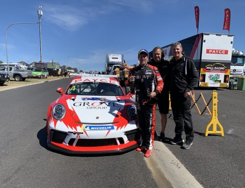 ASM Returns to Porsche Bathurst Podium