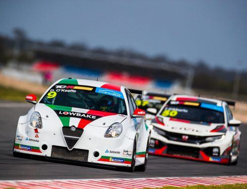 Productive Test Gives O'Keeffe Confidence Ahead of TCR Finale