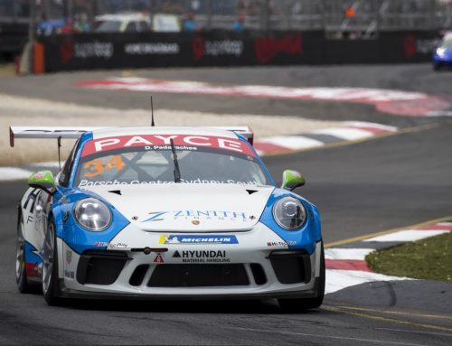 Padayachees Buoyed by Positive Porsche Testing