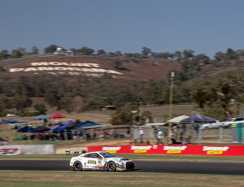Determination Yields Solid Finish for GWR at Bathurst 12 Hour