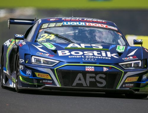 Bates Back on Track at Challenge Bathurst