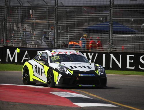 ASM Announces Carrera Cup Adelaide Triple Attack