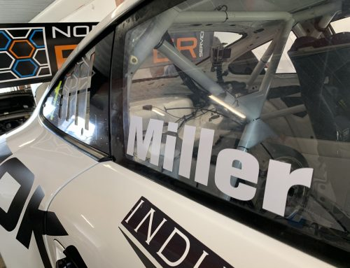 Miller Begins Title Defence With Hard-Fought Class Victory