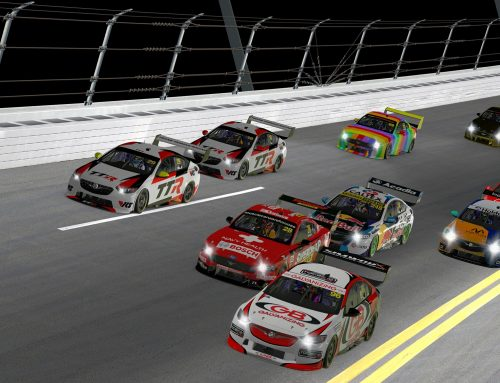 Deciphering the Aussie Sim Racing Scene – Circuit Racing
