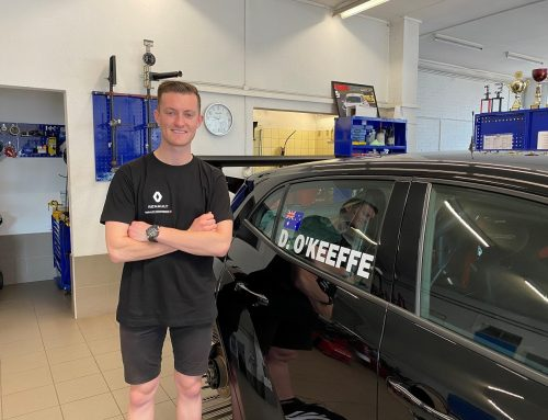 O'Keeffe Set for Austrian Renault TCR Test