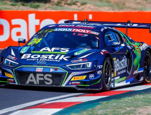 Big Smiles for Bates After Superb Challenge Bathurst Performance
