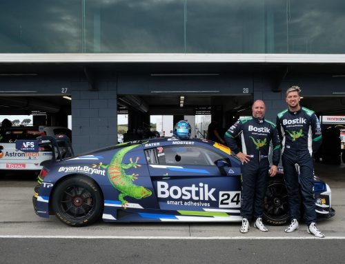 Bates Signs Powerhouse Driver/Engineer Combo for GT Campaign