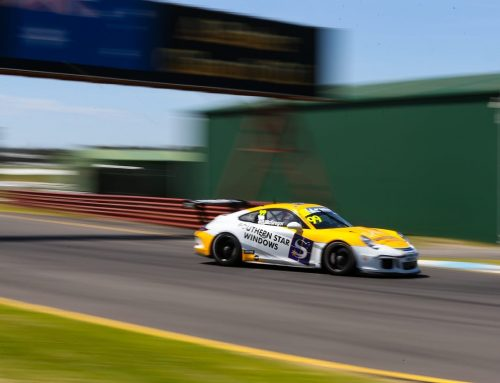 ASM Announces Three Car Porsche Michelin Sprint Challenge Campaign