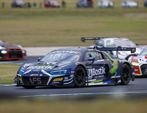 Bostik Racing to Benefit from Bathurst Experience and History