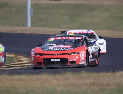 Holdsworth Enjoying Trans-Am Fun Factor