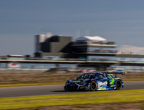 Bates and O'Keeffe Fight Back from Adversity in Sunday GT Race
